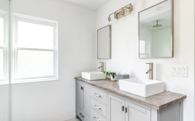Choosing the Best Countertop for Your Bathroom Vanity